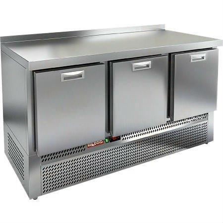 Стол с охлаждаемым шкафом HiCold GNE 111/TN — цена, купить в СамареClosecity